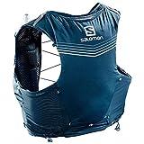 Salomon Adv Skin 5 Set Hydration Stretch Pack, Poseidon/Night, X-Small