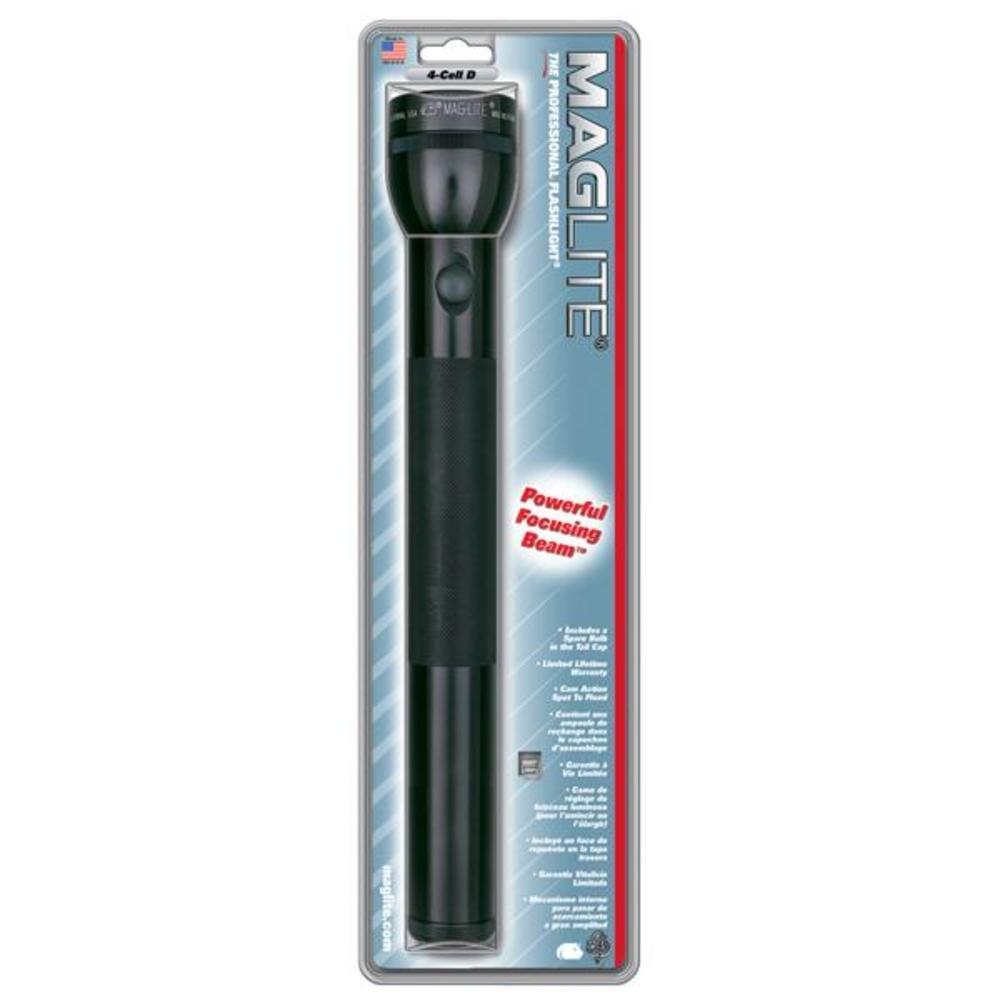 Maglite ML4 ® – Schwarz