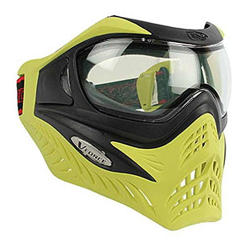 GI Sportz V-FORCE Grill Paintball Mask/Goggle - SE - Black on Lime