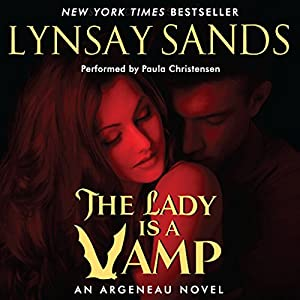 The Lady Is a Vamp Audiobook