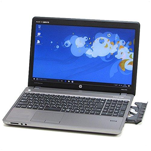 パソコン hp ProBook 4540s Core i7 3630QM 4GB 320GB ブルーレイ