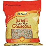 Roland: Tri-Color Israeli Couscous 5 Lb (2 Pack)