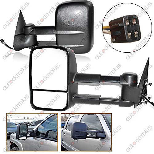 k1500 tow mirrors power - 4