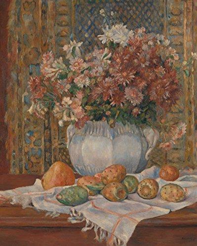 Pierre Auguste Renoir Still Life - 2
