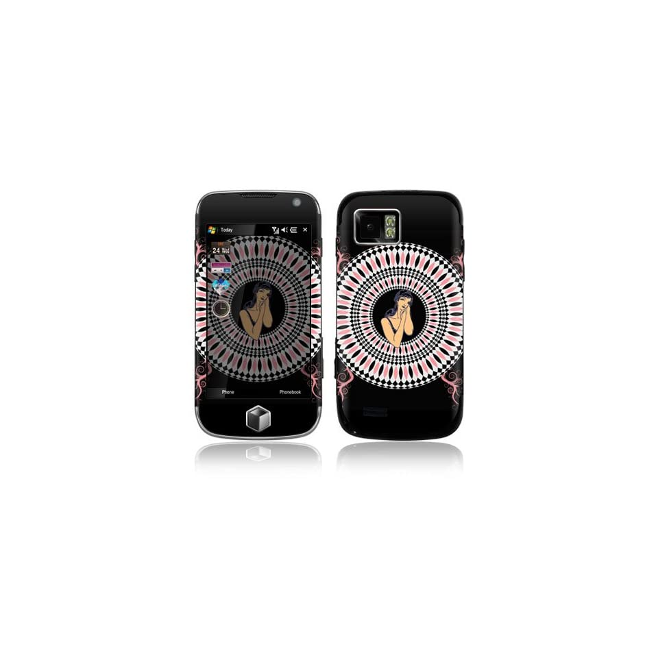 Cover Decal Sticker for Samsung Omnia II SCH i800 Cell Phone Cell