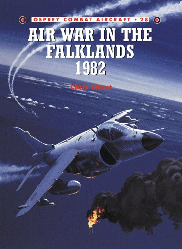 Air War in the Falklands 1982 (Combat Aircraft Book 28) (English Edition) por [Chant, Chris]