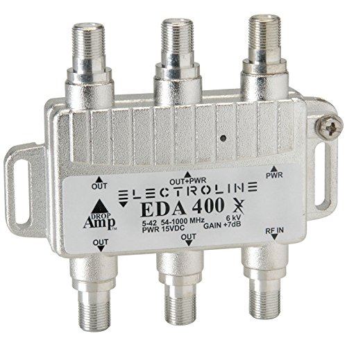 Cable Modem Signal Booster : Ira electroline eda compact bi directional signal
