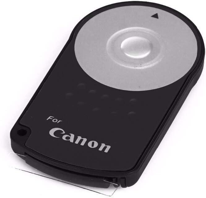 سايز OO - إصدار الغالق - جهاز التحكم عن بعد بالأشعة تحت الحمراء لاسلكي للتحكم عن بعد لأجهزة التحكم Canon EOS 7D 5D Mark II III 6D 50D 550D 650D 700D