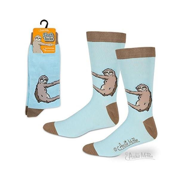 Sloth Socks Standard -