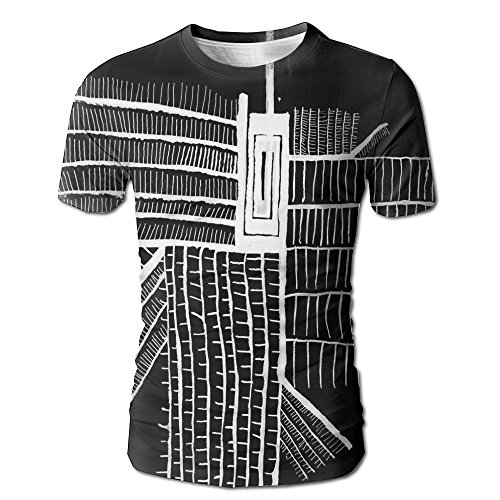 T Shirt The Architecture For No One 3D Printed Fashion Comfortable Youth T Shirt