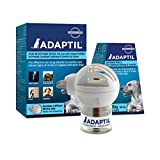 ADAPTIL Diffuser Starter Kit for Dogs (D.A.P. Dog Appeasing Pheromone Diffuser) - Provides Constant Calming and Comfort at Home (30 Day Starter Kit)