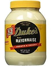 Duke's Mayonnaise Real, 32 oz