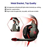 Bengoo-Gaming-Headset-Comfortable-35mm-Stereo-Over-ear-Headphone-Headband-with-LED-Lighting-for-PC-Computer-Game-With-Noise-Isolation-Volume-Control-