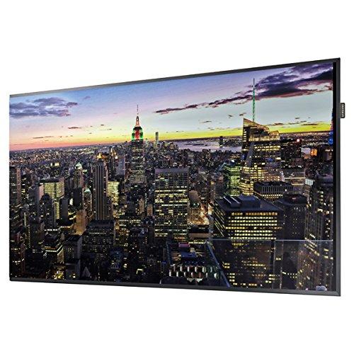 "Price comparison product image Samsung 49"" 3840 x 2160 4700:1 LED LCD Flat Panel Display QM49F"