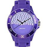 PICONO Block Playground Resistant Analog Quartz Watch - BA-BP-05
