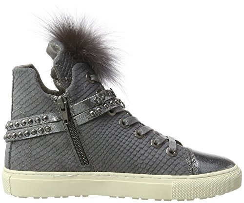 Alto Wavy Grigio REPLAY Donna a Grey Collo Dk Sneaker STIqaU