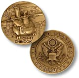 CH-47 Chinook Challenge Coin