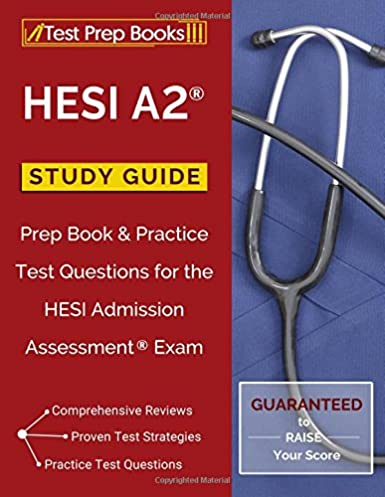 hesi a2 study guide prep book practice test questions for the rh amazon com Surgical Instrument Tech Certification Surgical Instrument Tech Certification