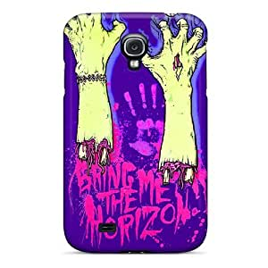 New Arrival Cases Covers With ZdG4603NGDM Design For Galaxy S4- Bmth Zombie by supermalls