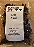Anise Star, Whole Select, 2 oz. by Barry Farm