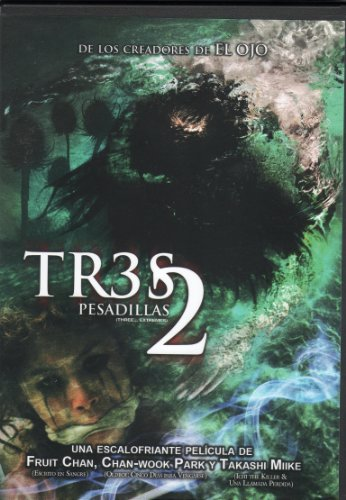 Three...extremes (Tr3s Pesadillas 2)[ntsc/region 1 and 4 Dvd. Import - Latin America].