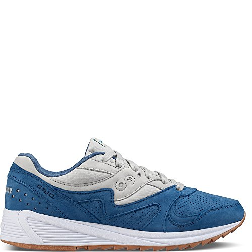 Blue Beige Blau 8000 Saucony Grid xpXanwqw1