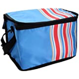 California Innovations 5 Liters Insulated Portable Travel Chiller Cooler Bag (Blue)