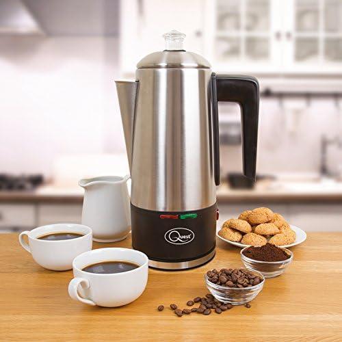 Quest 35200 - Cafetera de émbolo: Amazon.es: Hogar