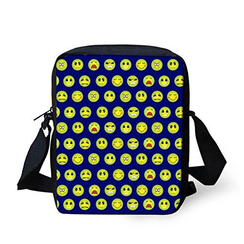 Emoji10 petit Y femme H357E Violet Emoji12 petit Sac pour IDEA bandoulière HUGS vx7HFw5zqn