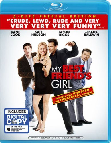 Blu-ray : My Best Friend\'s Girl (, Dolby, Digital Theater System, AC-3, Unrated Version)