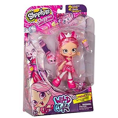 Shopkins Season 9 Wild Style Shoppies - Pirouetta: Toys & Games