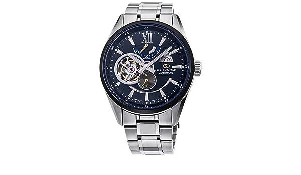 Amazon.com: ORIENT STAR Modern skeleton mechanical watch RK-DK0003B Mens: Watches