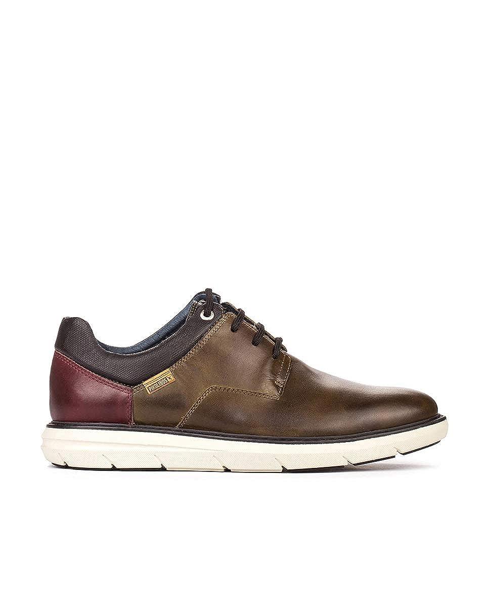 Pikolinos Amberes M8h_i18, Zapatos de Cordones Derby para Hombre