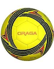Vector X ORAGA Thermobonded Futsal Football (Size-4) (Multicolor)