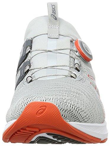 Multicolore Grey Dynamis da Asics Corsa Scarpe Carbon White Uomo Mid x0nnTXa