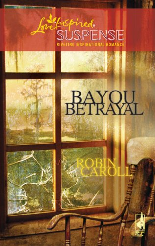 book cover of Bayou Betrayal