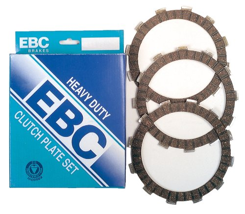 EBC Brakes CK2255 Clutch Friction Plate Kit - Clutch Friction