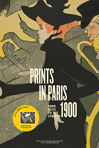 Prints in Paris 1900: From Elite to the Street (Poster 1900)