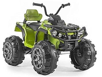 Lean Toys Eléctrico Quad bmd0906 para Niños Verde: Amazon.es: Juguetes y juegos