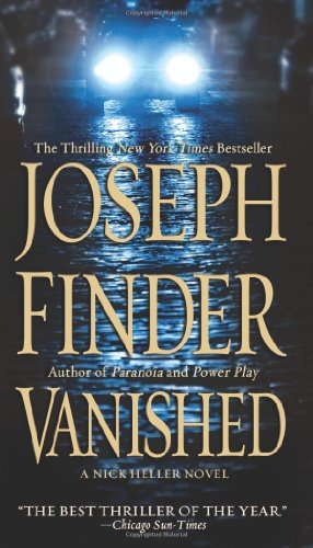 Vanished by Joseph Finder