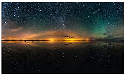 salt-lake-with-stars postal Post tarjeta: Amazon.es: Oficina ...