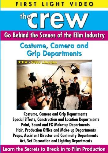 [The Crew: Costume, Camera, Grip Departments by Michael Rouse] (Thriller Video Costumes)