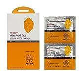 Apivita Express Skin Food Mask with Honey - 12 Sachets
