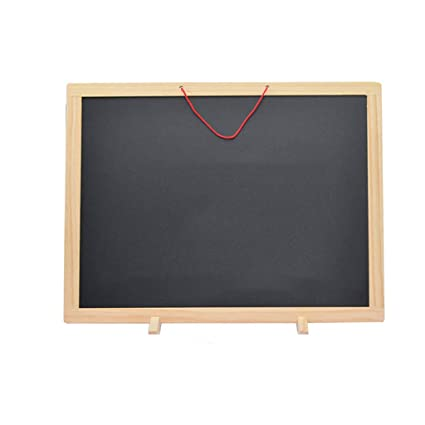 Amazon.com: Hanging Double-Sided Graffiti Board Magnetic ...