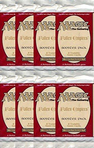 Magic MTG Fallen Empires 8x Booster Pack Lot DRAFT SEALED HYMN TOURACH HIGH TIDE .HN#GG_634T6344 G134548TY67653
