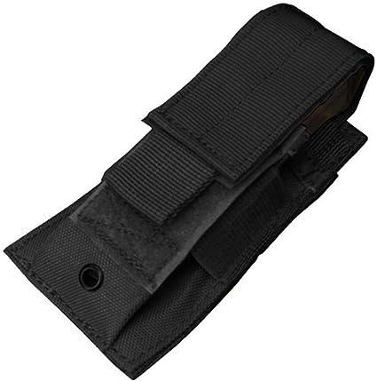 Condor Black MA32 MOLLE Single Universal Pistol Sheath Magazine Holster Pouch