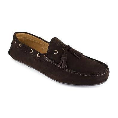 J.Bradford - Zapato Hombre JB-NALAAK Marron: Amazon.es: Zapatos y complementos