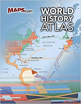 Longman atlas of world history by maps amazon pearson longman atlas of world history by maps amazon pearson 9780321209986 books gumiabroncs Image collections
