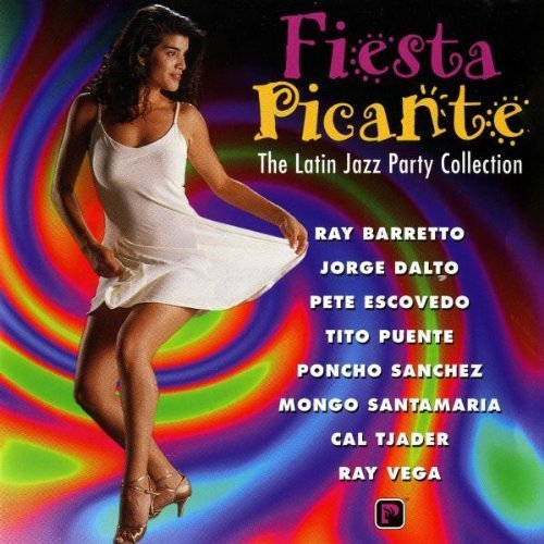 Fiesta Picante: The Latin Jazz Party Collection (2 CD Set) by unknown (September 2, 1997)