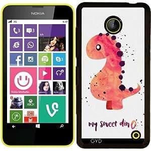 Funda para Nokia Lumia 630 - Mi Dulce Dino by Asmo